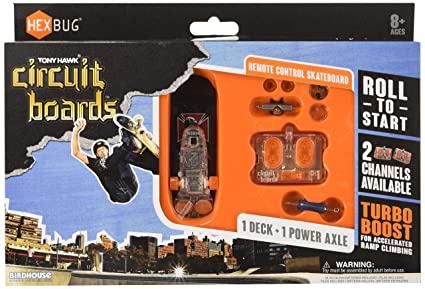 Remarkable Amazon Com Hexbug Tony Hawk Circuit Boards Power Set Remote Control Zipur Mohammedshrine Wiring Diagrams Zipurmohammedshrineorg