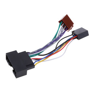 Cool Car Radio Stereo Wiring Connections To Iso Connections Loom For Ford Zipur Mohammedshrine Wiring Diagrams Zipurmohammedshrineorg