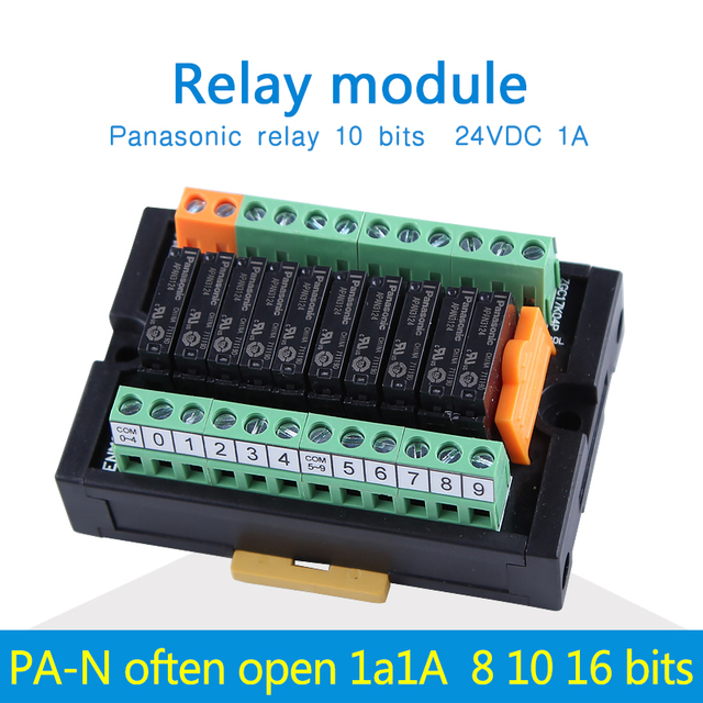 Swell Plc Relay Module Pa N Constant 1A5A Provincial Wiring Terminal Zipur Mohammedshrine Wiring Diagrams Zipurmohammedshrineorg
