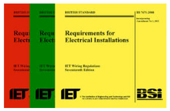 Amazing 17Th Edition Wiring Regulations And The Iet Electrical Regulations Zipur Mohammedshrine Wiring Diagrams Zipurmohammedshrineorg