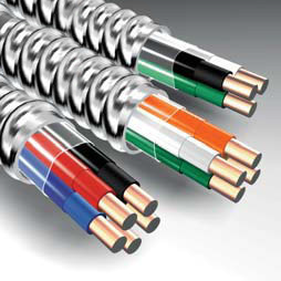 Superb Wire Cords Cables Armored Cable Nu Lite Zipur Mohammedshrine Wiring Diagrams Zipurmohammedshrineorg
