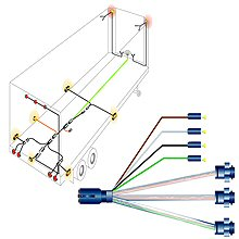 Tractor Trailer Wiring Harness - Wiring Diagram Dash on trailer wiring diagram chevy truck, trailer wiring for a house, trailer wiring cable, 5 wire trailer harness diagram, brake controllers harness diagram, trailer wire diaphragm, trailer light wire harness, trailer light relay diagram, trailer light connector diagram, trailer tow wiring harness, trailer wiring color code,
