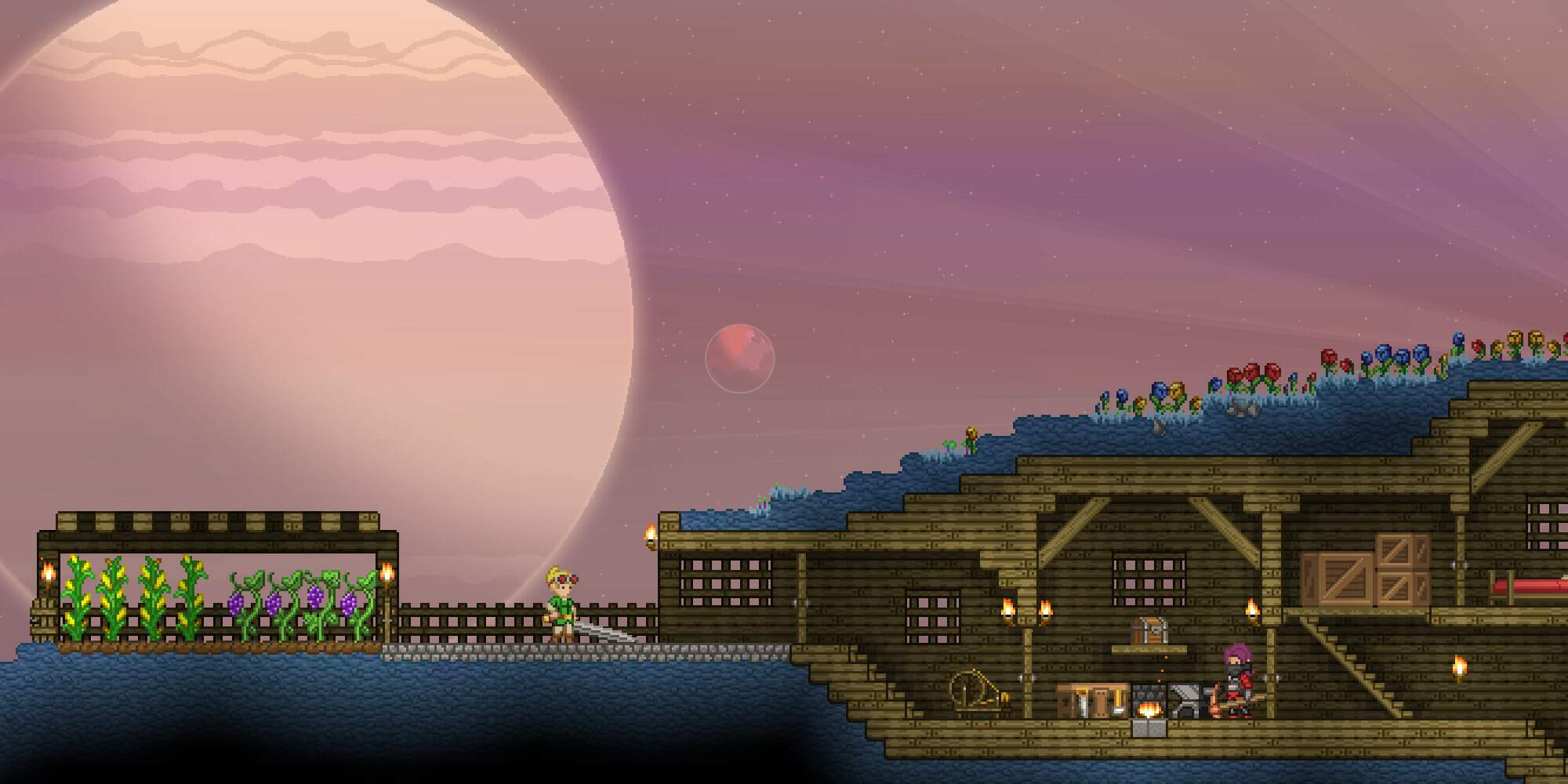 Incredible Starbound Winter Update Ist Da Totallygamergirl Zipur Mohammedshrine Wiring Diagrams Zipurmohammedshrineorg