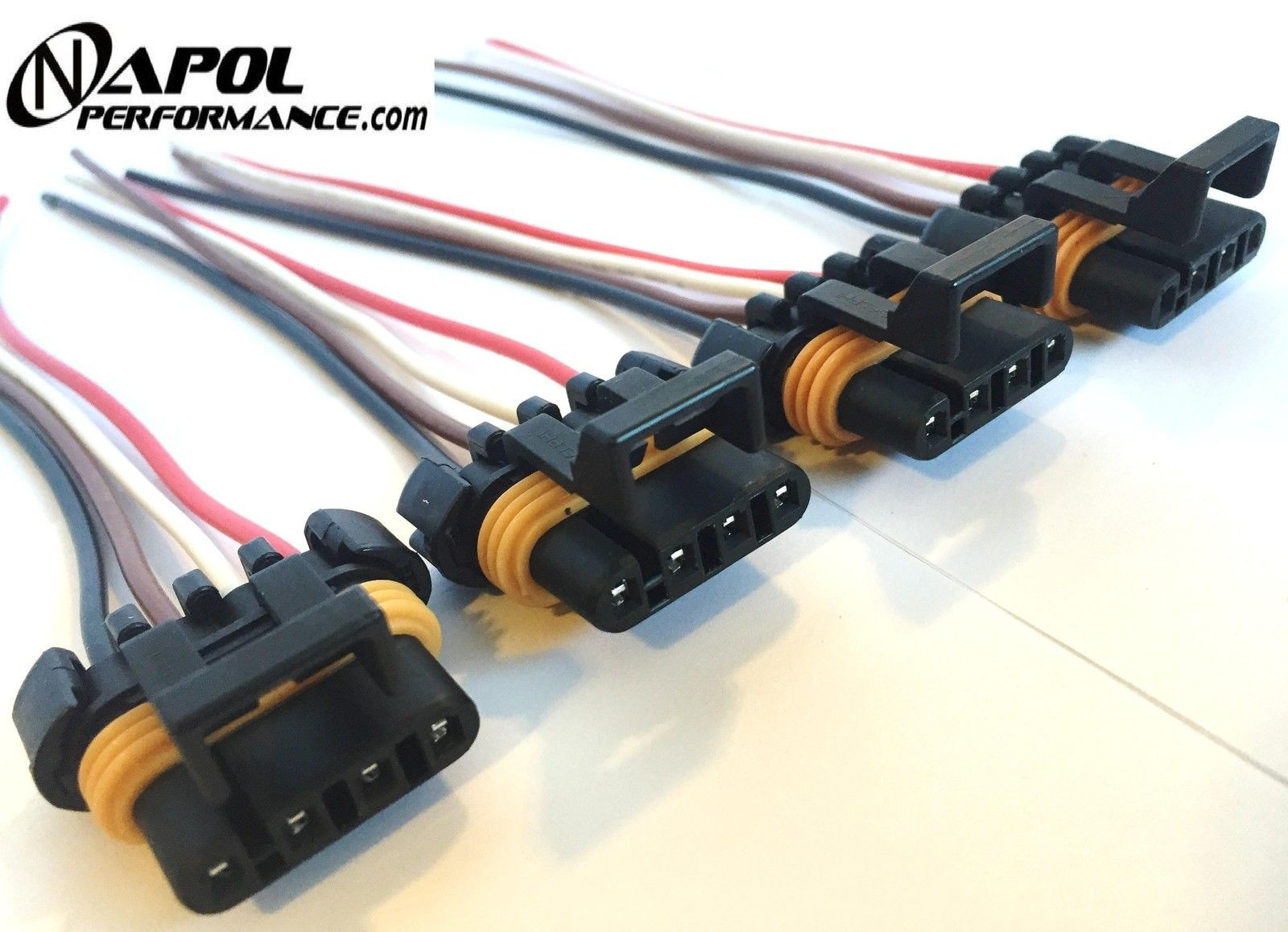 Tremendous 4 X Ls1 Ls6 Ignition Coil Wiring Harness Pigtail Connector Gm Camaro Zipur Mohammedshrine Wiring Diagrams Zipurmohammedshrineorg