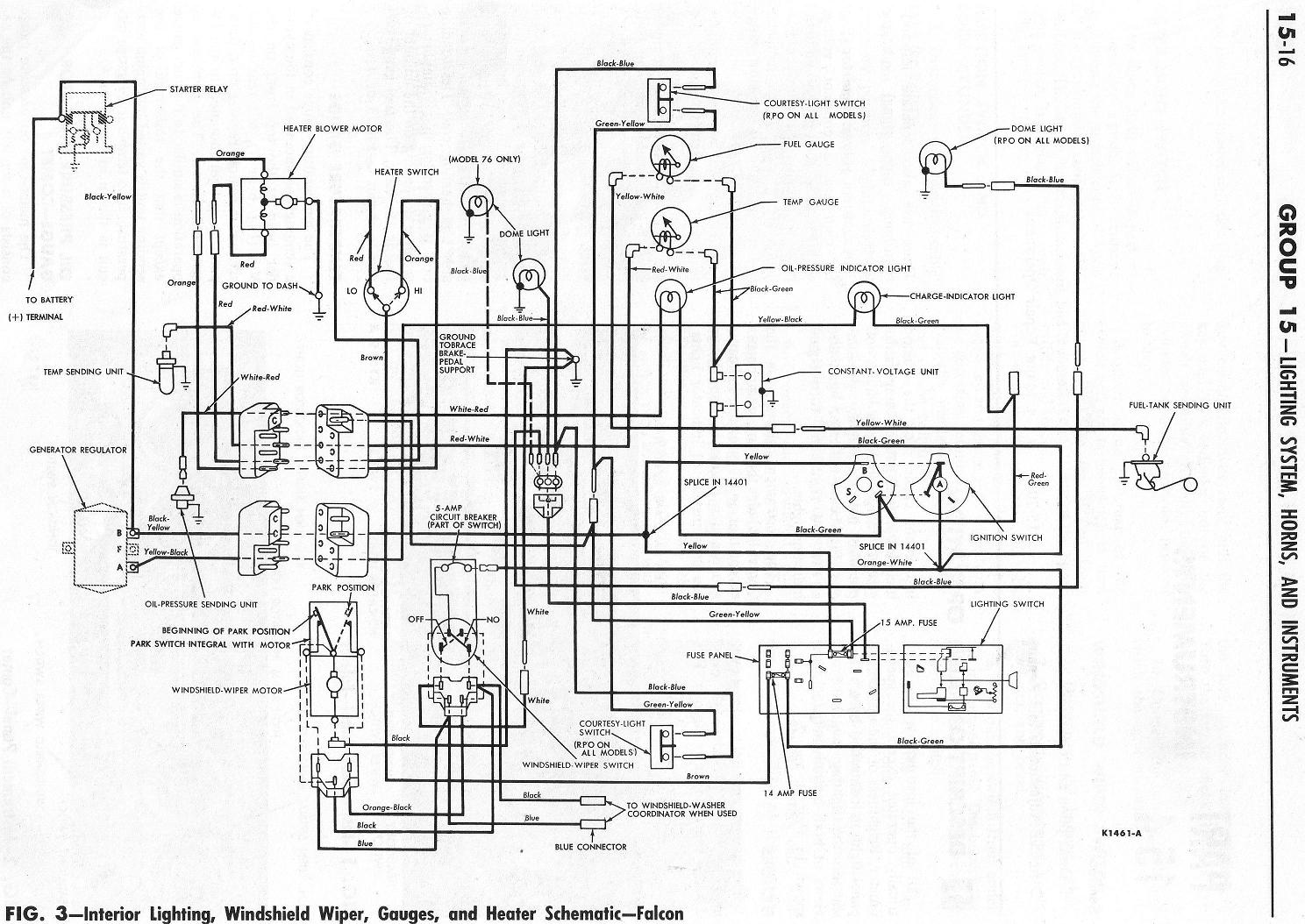 Awe Inspiring Wiring Diagram Together With 1964 Ford Falcon Wiring Diagram Further Zipur Mohammedshrine Wiring Diagrams Zipurmohammedshrineorg