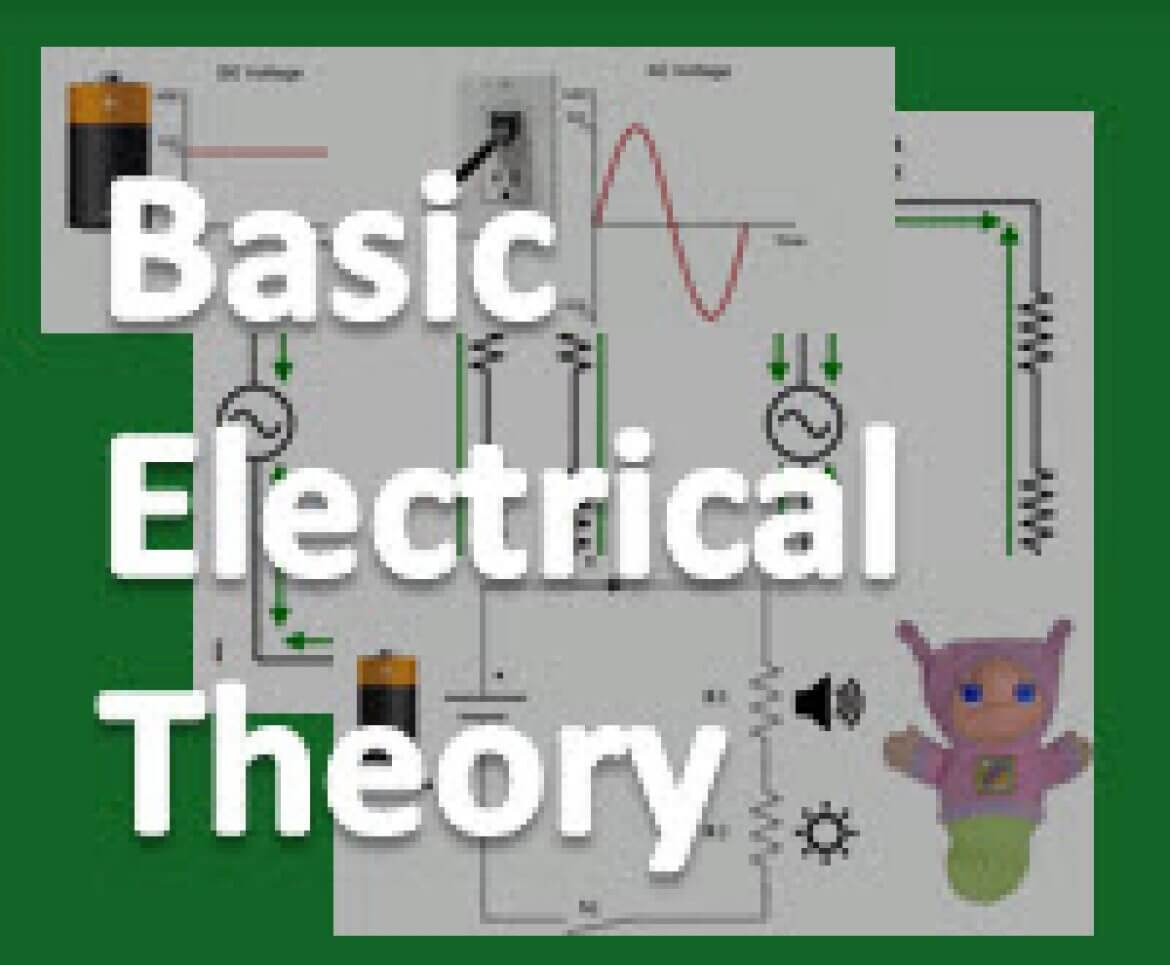 Admirable Basic Electrical Theory Ohms Law Current Circuits More Zipur Mohammedshrine Wiring Diagrams Zipurmohammedshrineorg